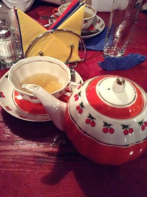 Tea time in Russia