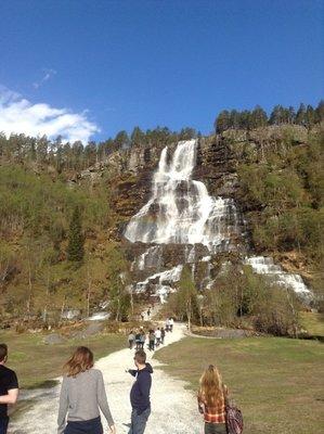 Springtime in Voss