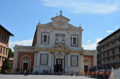 Church of Santo Stefano dei Cavalieri