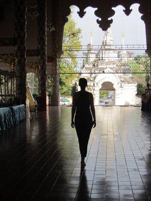 Wat Suan Dok temple