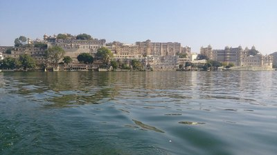Le palais du Maharaja