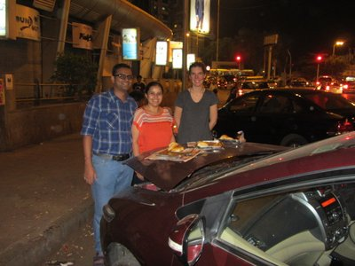 Pic-nic à Mumbai