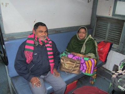Ajmer - Mumbai en train