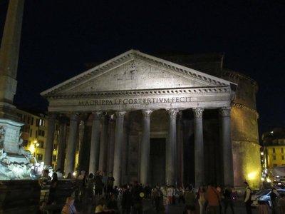 Pantheon_night