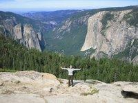 Me in Yosemite