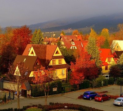 Autumn in Zakopane