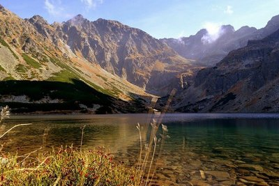 Tatra Mountain View, Poland