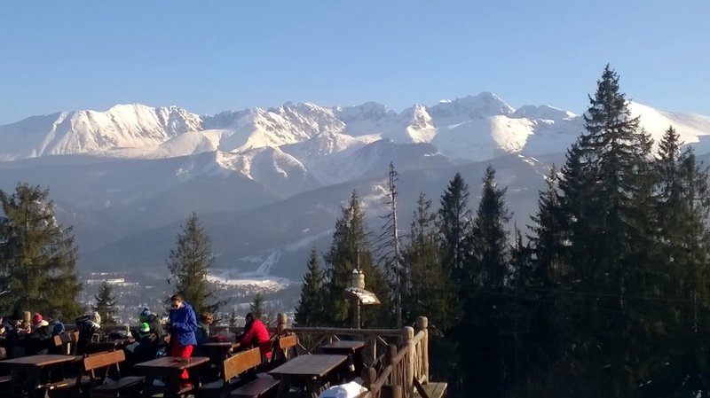 Gubalowka, Zakopane