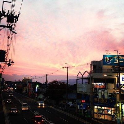 Osaka Sunsets