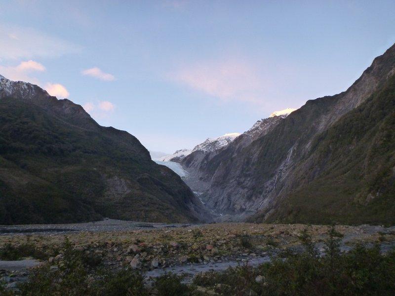 Franz Josef Glacier Valley