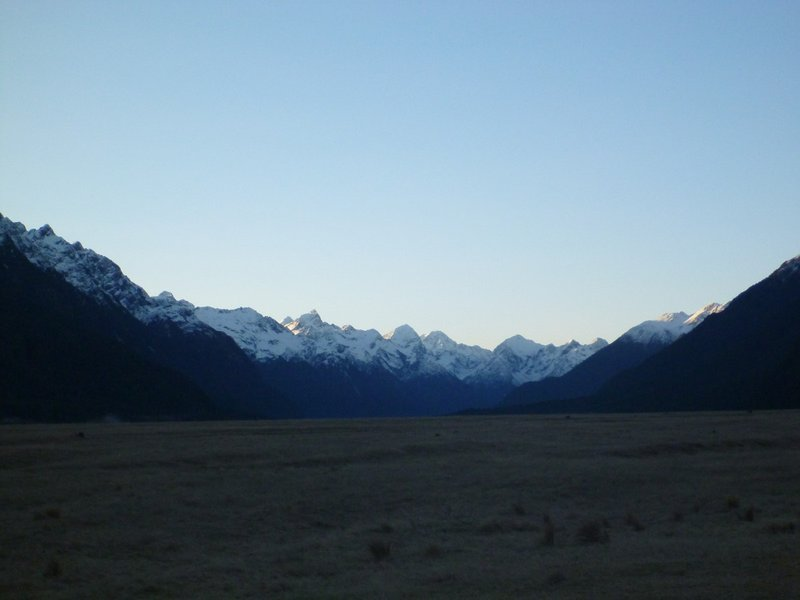 Eglington Valley