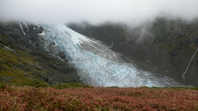 First Glacier