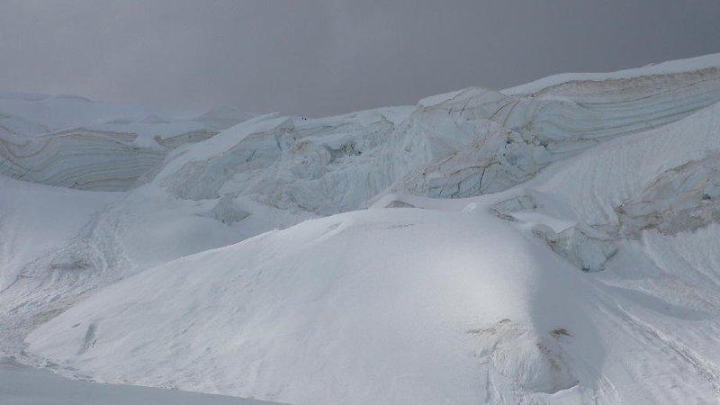 Glacier - Weissmies