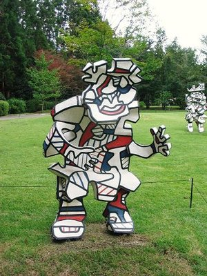 Hakone - Picasso sculpture