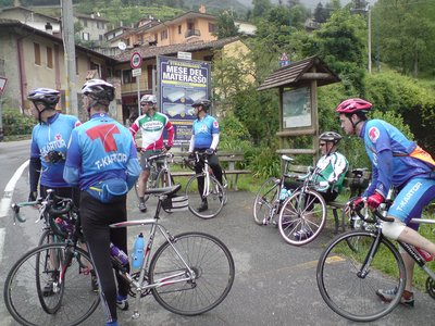 Italy cycle trip day 1 - #4