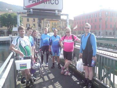 Italy cycle trip day 2 - #2