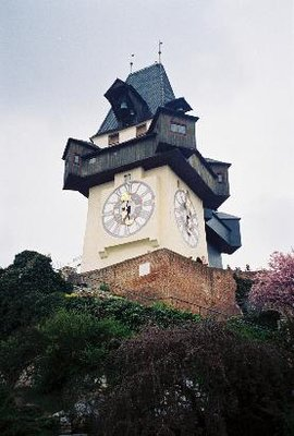Graz, Castle Tower