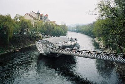Graz River Theatre