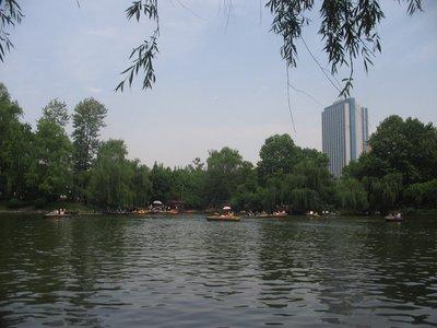 Chengdu - Park