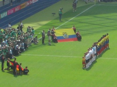 WC Berlin - Germany v Ecuador 5