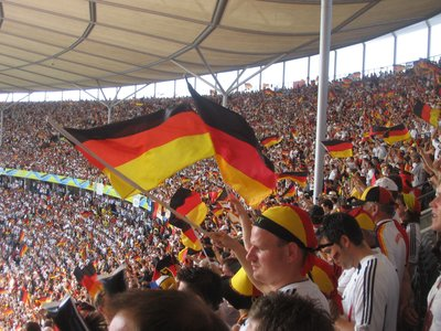 WC Berlin - Germany v Ecuador 13