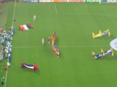 WC Munich - Serbia-Montenegero v Cote d'Ivoire 1