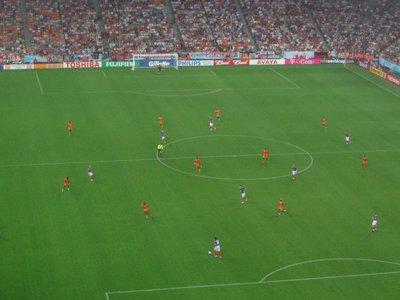 WC Munich - Serbia-Montenegero v Cote d'Ivoire 2