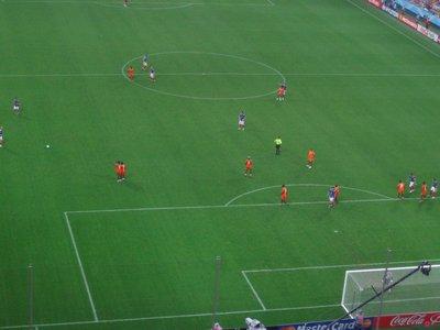 WC Munich - Serbia-Montenegero v Cote d'Ivoire 4