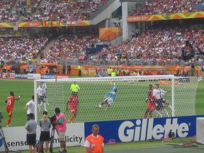 WC Nurnberg - Ghana v USA 8