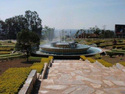 Rwanda city centre