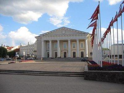 Vilnius, Paliament