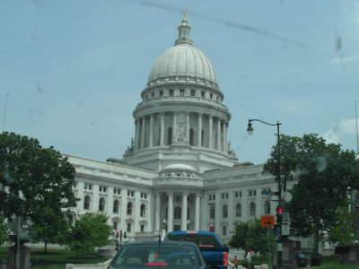 State Building in Madison, Wisconsin