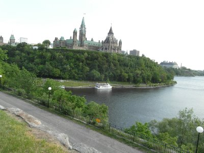 Parliament at a distance