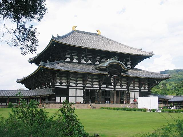 Nara - Worlds largest wooden building