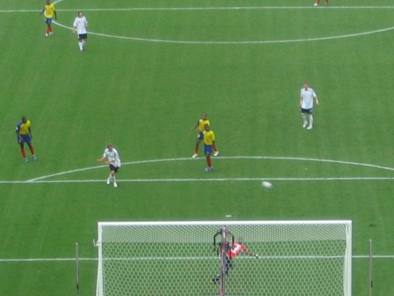 WC Berlin - Germany v Ecuador 9