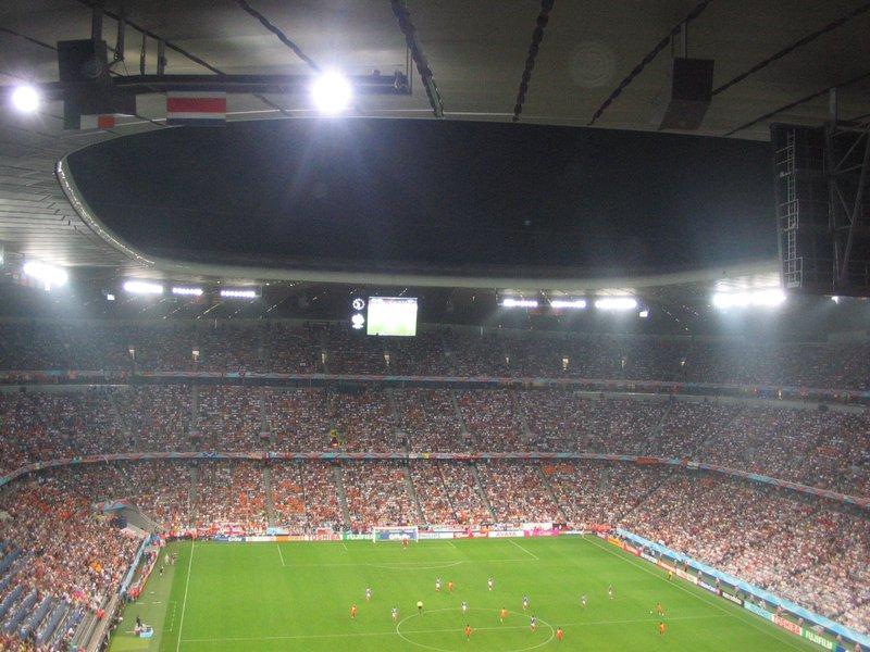 WC Munich - Serbia-Montenegero v Cote d'Ivoire 5