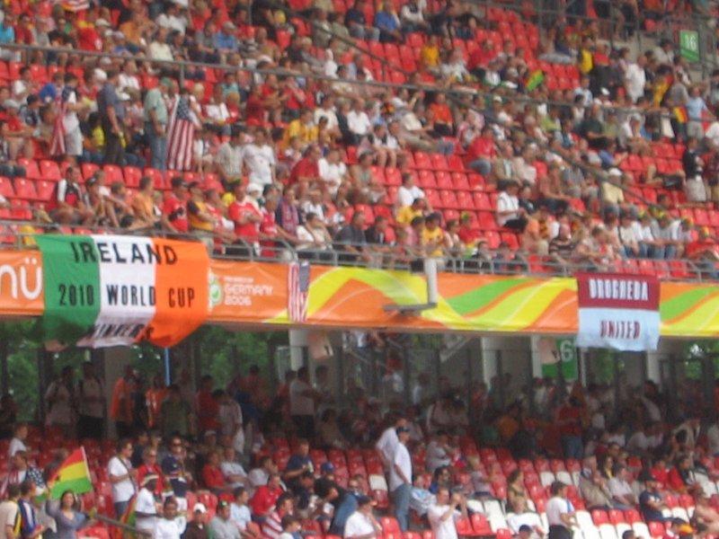 WC Nurnberg - Ghana v USA 4