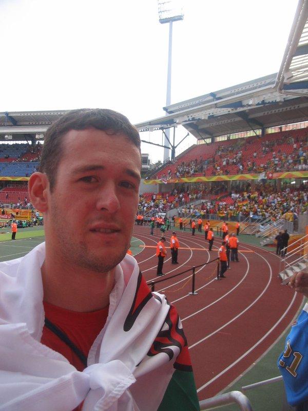 WC Nurnberg - Ghana v USA 11