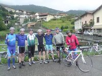 Italy cycle trip day 2 - #8