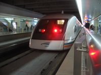 Shanghai - Maglev train