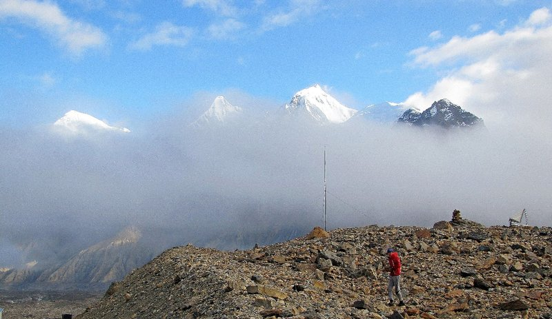 Alpinism and mountaineering with Asia Mountains