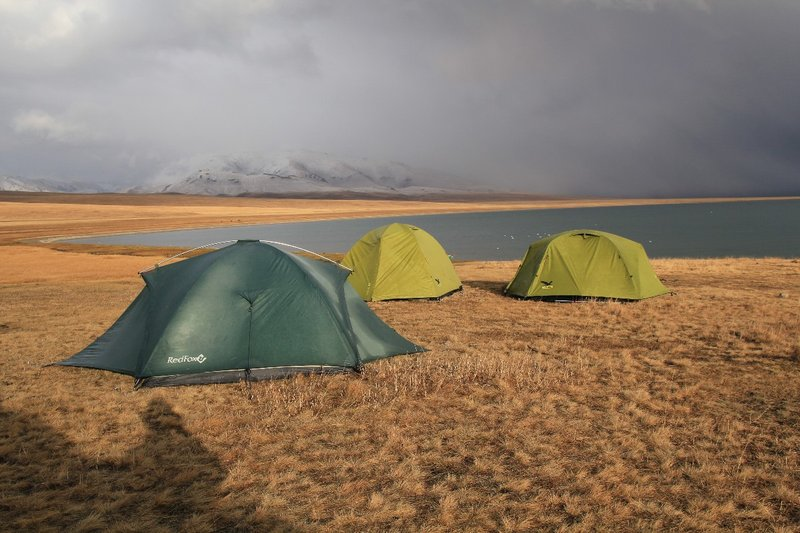 KYRGYZSTAN - IS A COUNTRY OF THE TIEN SHAN (TREKKING ON TERSKEY ALA-TOO)