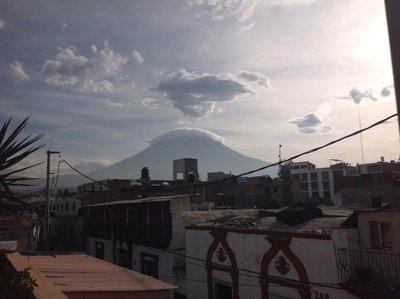 Volcano Misti in Arequipa