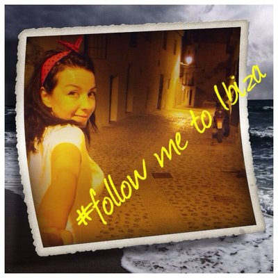 Follow me to Ibiza