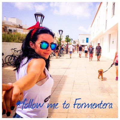 Follow me to Formentera