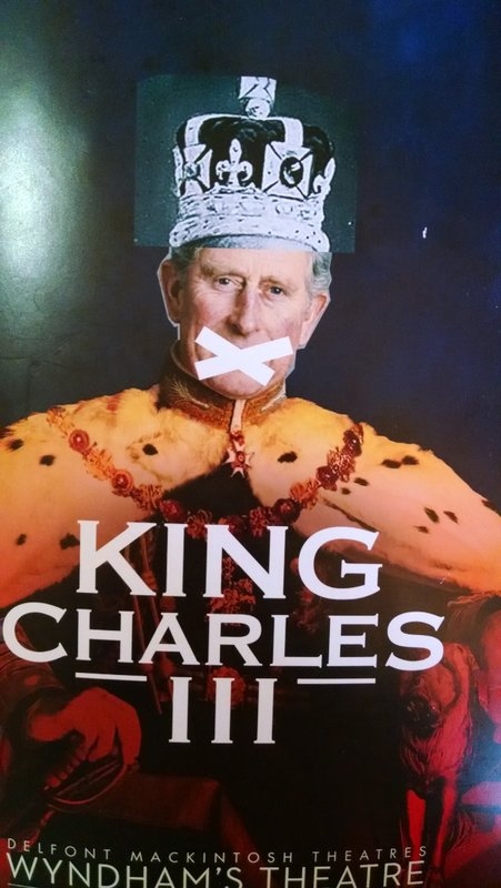 King Charles 3
