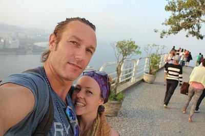 Sugarloaf selfie