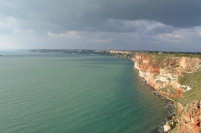 Cape Kaliakra view