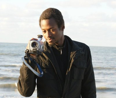 Emmanuel Buriez filming