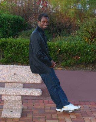 Emmanuel Buriez Suit & jean basket